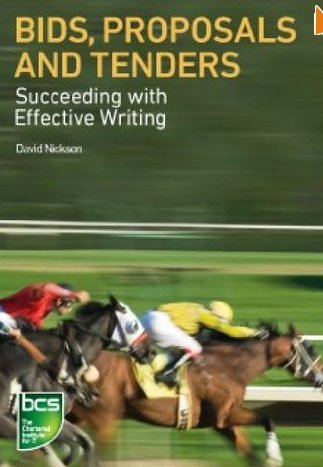 Bids, Proposals and Tenders - Succeeding with effective writing